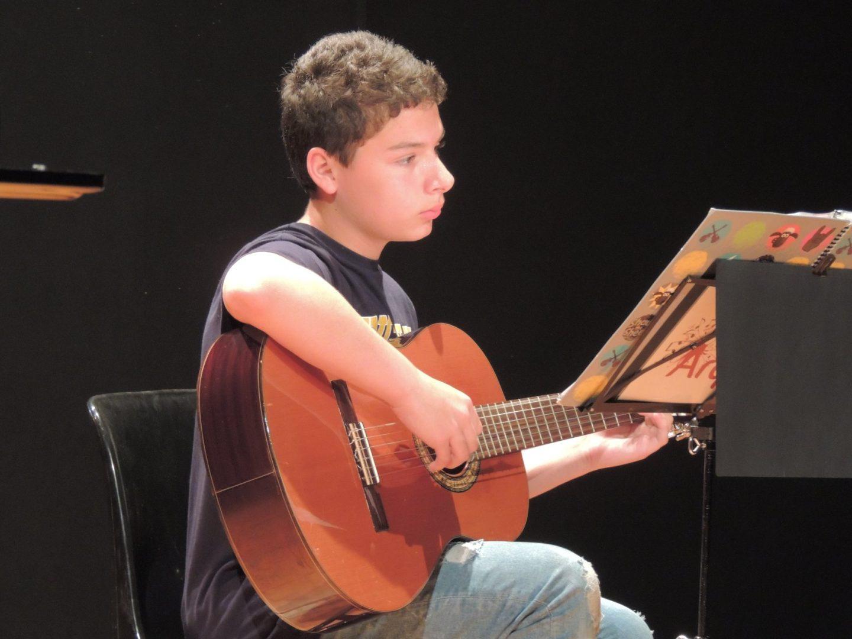 clases de guitarra clásica tarragona