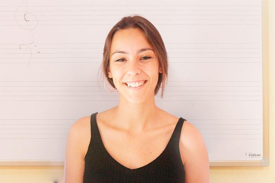 Anna Flores escuela de música en Tarragona