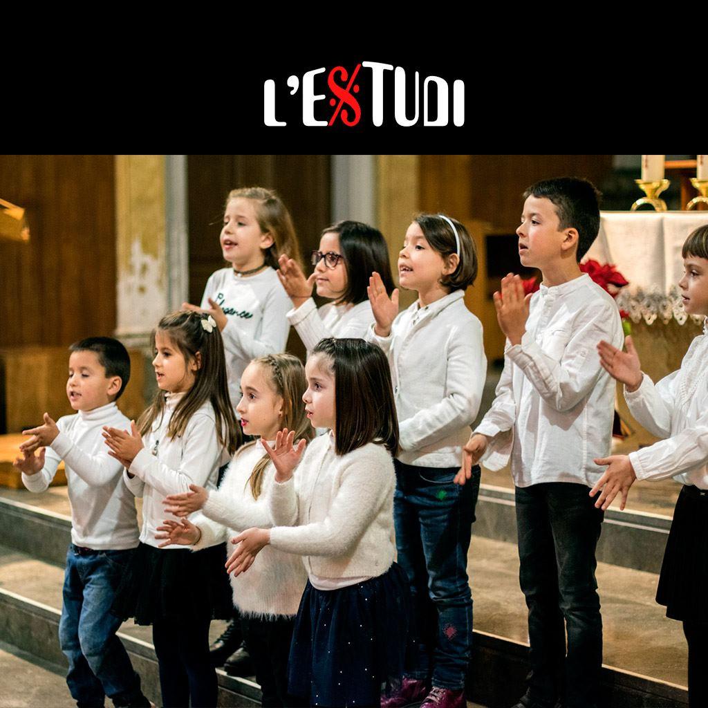 Escuela de música en Tarragona petits cantors