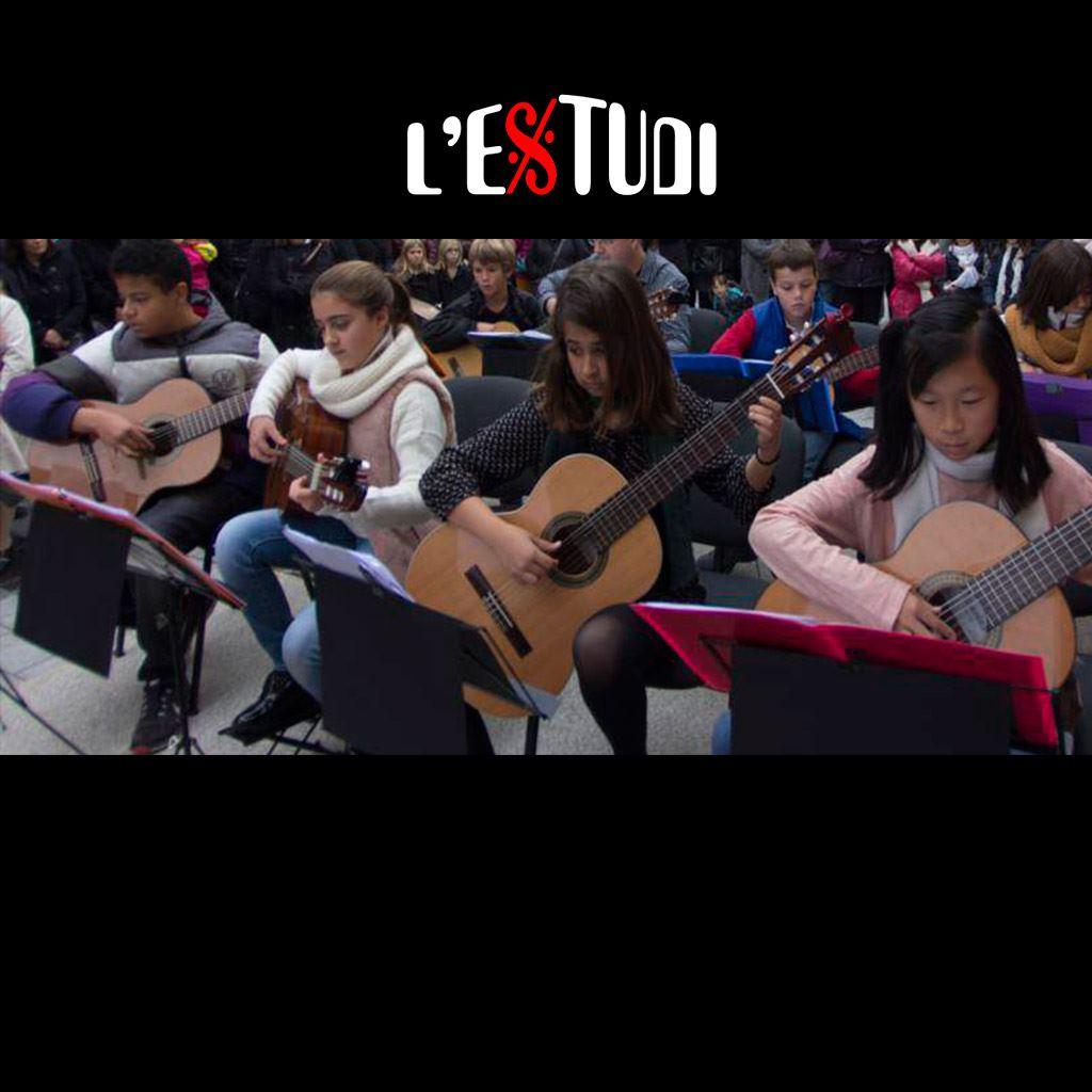 grupo de guitarras Tarragona