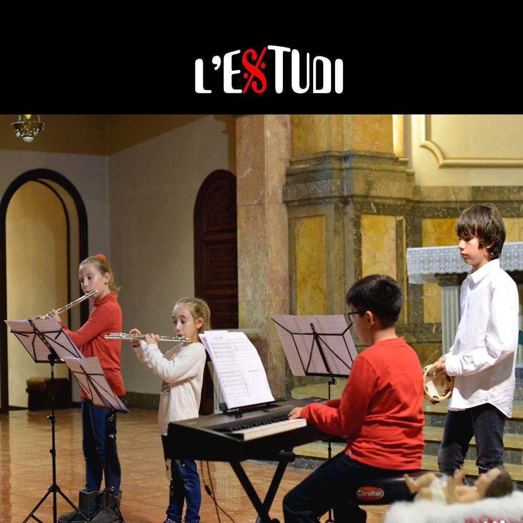 grupo instrumental infantil Tarragona